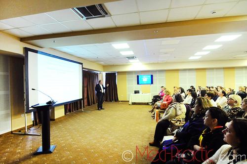 Երևանում անցկացվեց գիտագործնական գիտաժողով՝ «Հեշտոցի միկրոբիոցենոզի խանգարումների ախտորոշման և շտկման արդյունավետության բարձրացման ուղիները» թեմայով