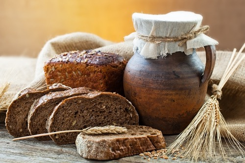 Полезный хлеб при сахарном диабете: рецепты