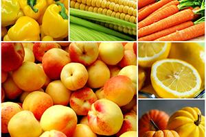 Диета на оранжевых овощах