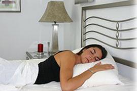 Ինչու չի կարելի քնել փորի վրա պառկած