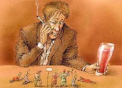Новые подходы в лечении алкогольной зависимости
