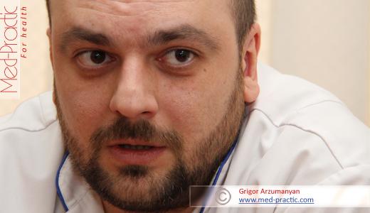 Պլաստիկ վիրաբույժ Գևորգ Եղիազարյան