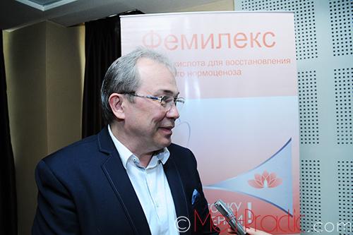 Բ.գ.դ., պրոֆեսոր Եվգենի Ֆեոդորովիչ Կիրա