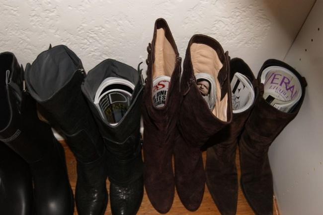 Երկարաճիտ կոշիկներ