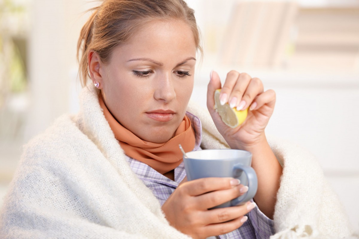 Понизить температуру в домашних условиях